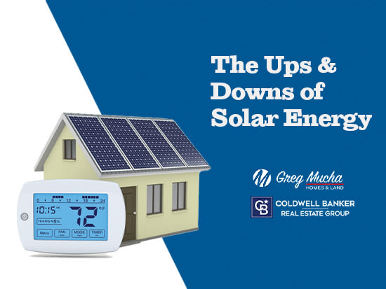 The Ups and Downs of Solar Energy –  Are you Solar Energy Compatible?