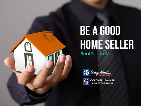 How To Be A Good Home Seller