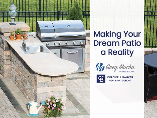 Making Your Dream Patio a Reality