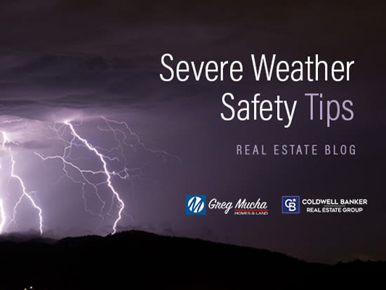 SEVERE WEATHER TIPS AND RESIDENTIAL DAMAGE