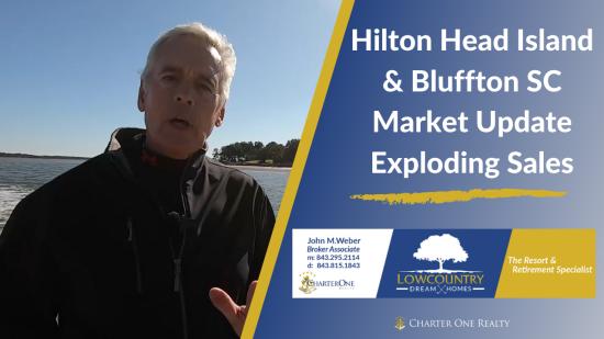 Hilton Head & Bluffton SC Market Update Exploding Sales