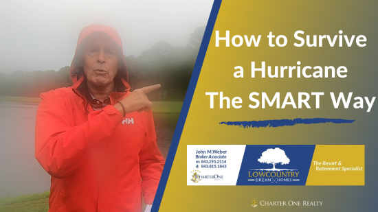 How to Survive a Hurricane the SMART Way