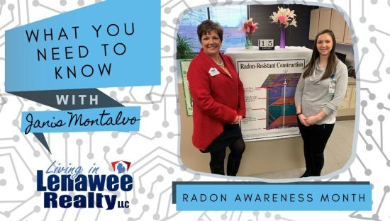 What You Need to Know with Janis Montalvo About Radon