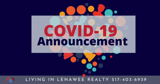 COVID-19 Services & Support from Living in Lenawee Realty