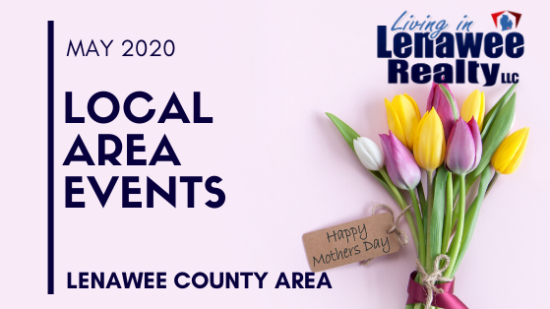 Lenawee County May Events