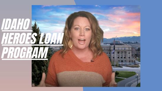 Idaho Heroes Loan Program