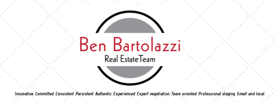 Announcing our new firm: BEN BARTOLAZZI REAL ESTATE, INC