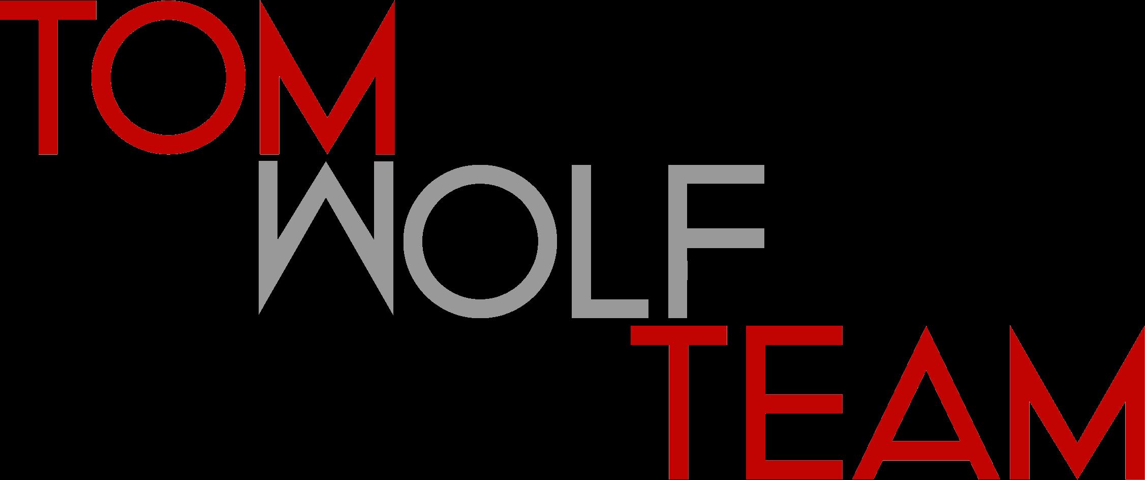 Tom Wolf Team