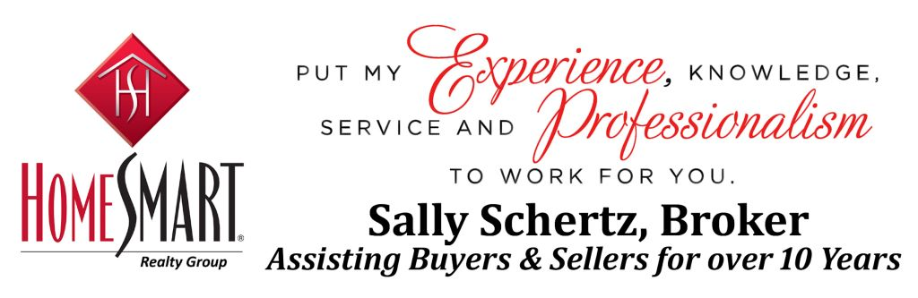 Sally Schertz, Broker