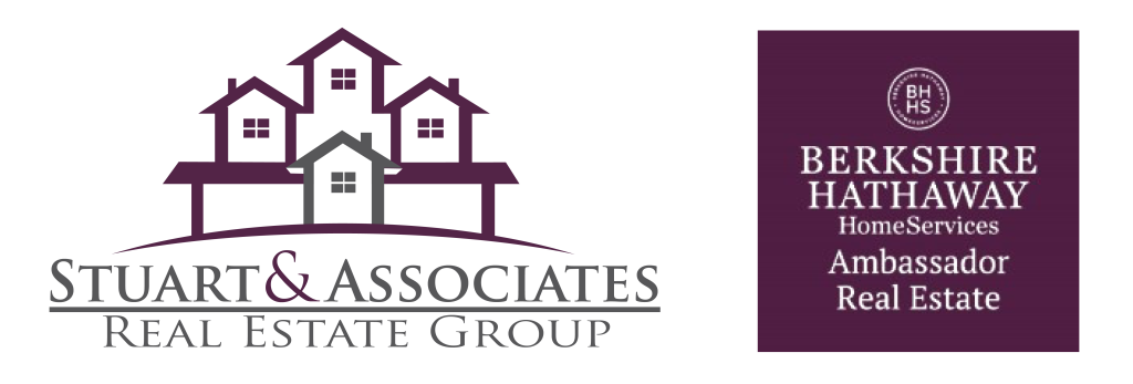 "Stuart & Associates Real Estate Group w/ Berkshire Hathaway HomeServices Ambassador Real Estate- ""Your Home. Your Life. Our Passion."""