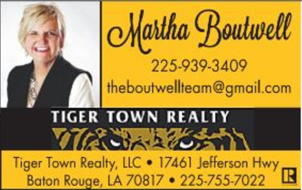 HERE TO HELP YOU WITH ALL YOUR REAL ESTATE NEEDS IN BATON ROUGE AREAS