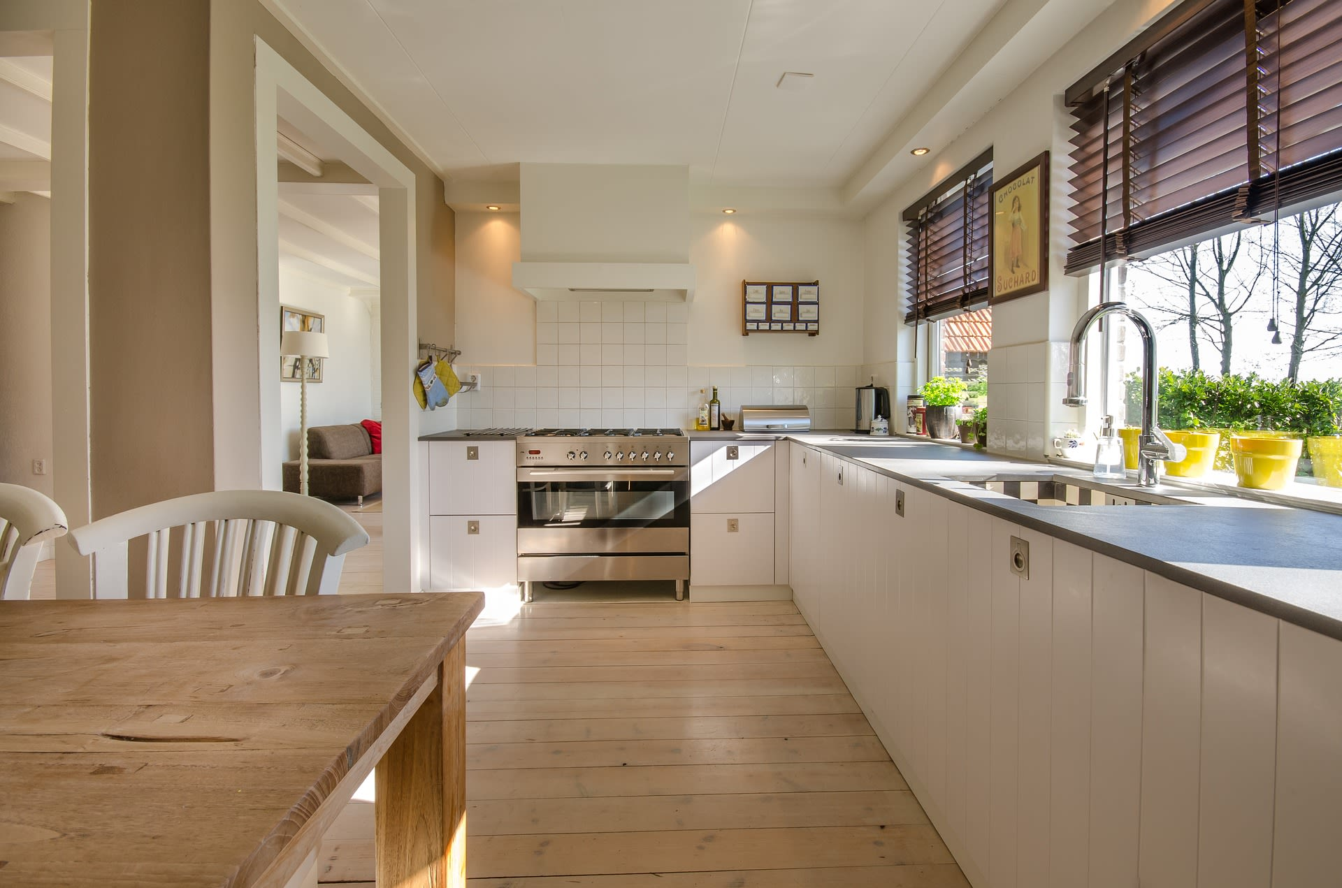 Make The Most Of Your Ridgefield Kitchen Space! 7 Time-tested Organizing Tips