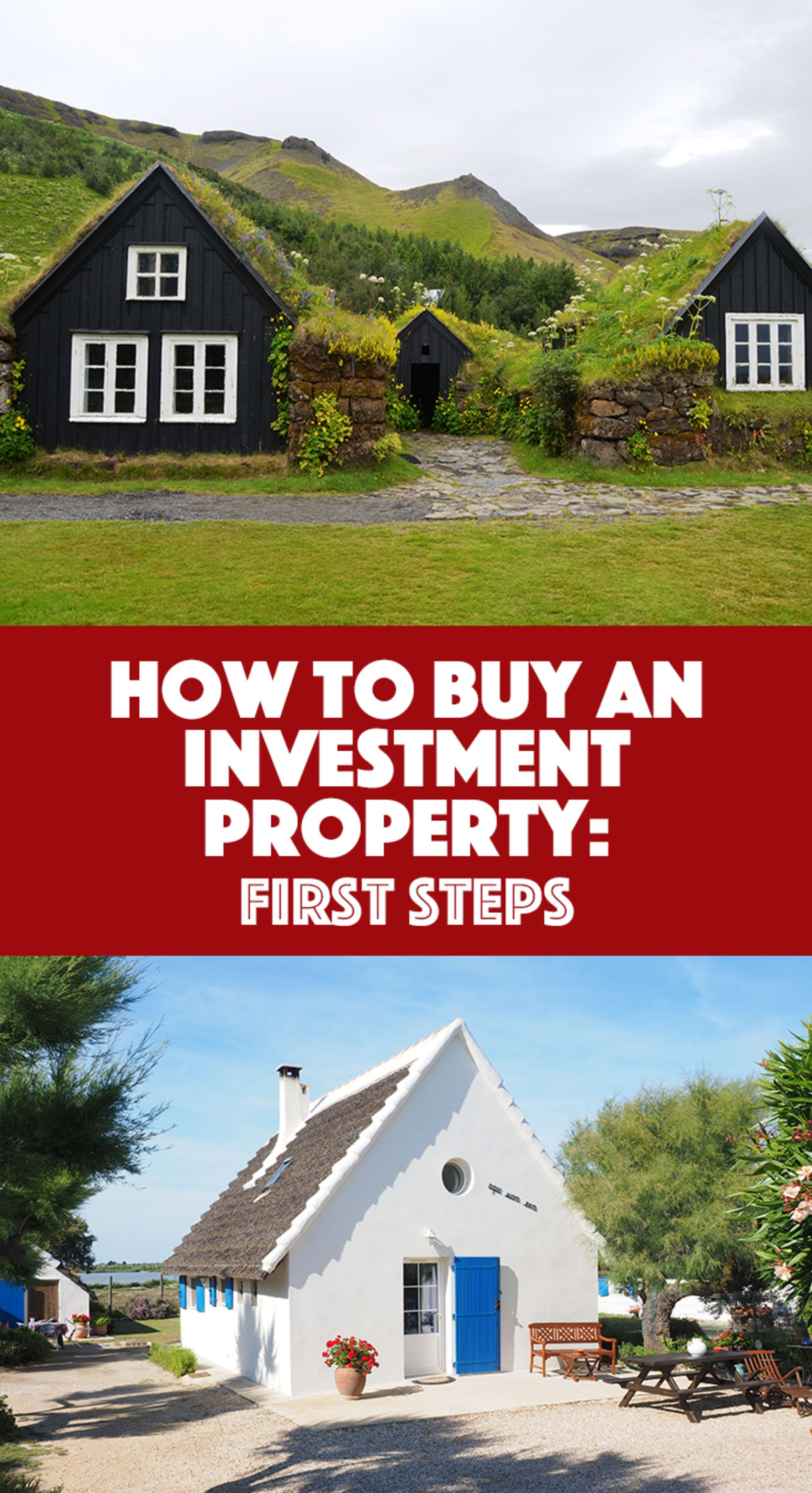 How to Buy an Investment Property: First Steps