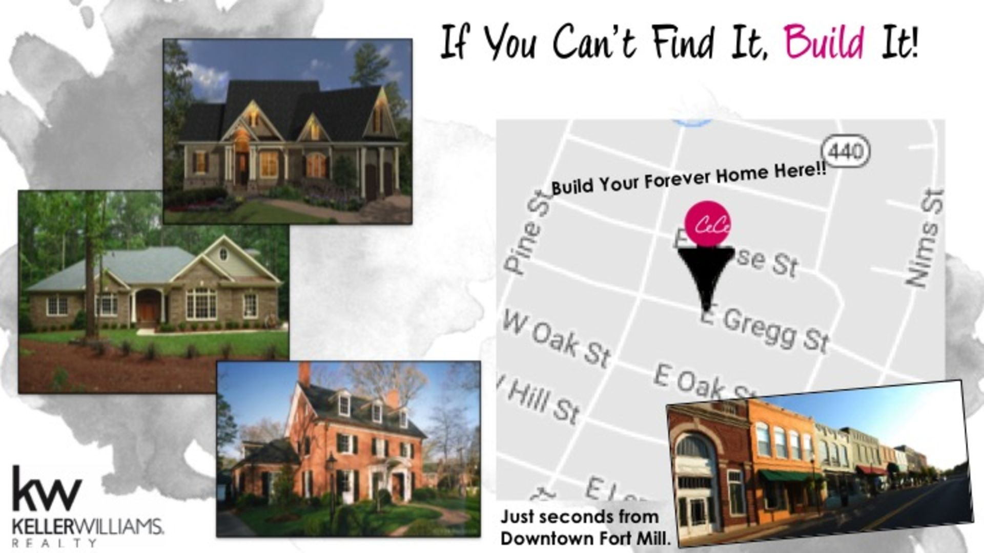 If You Can't Find It, Build It!