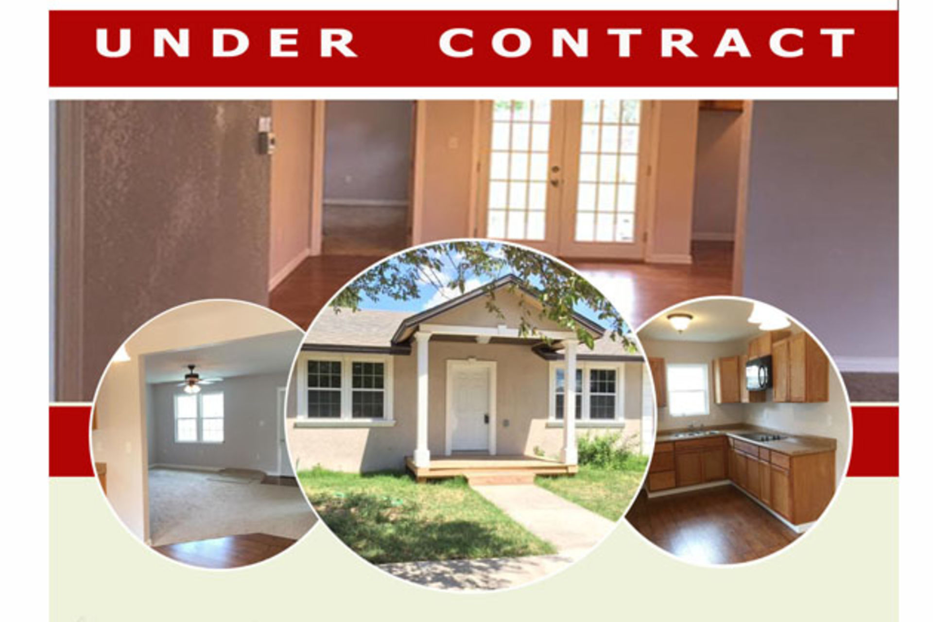 4238 15th Ave SW, Amarillo, TX 79106  – Under Contract