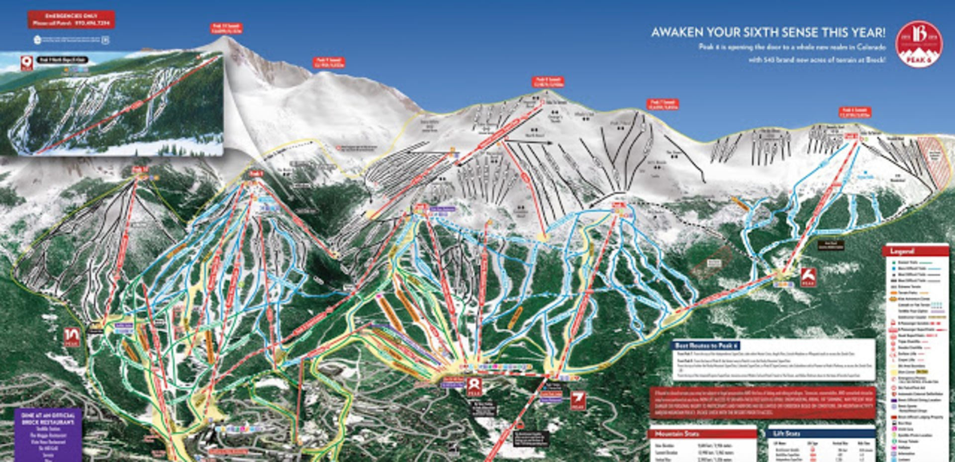 How About A Ski Vacation In January in Breckenridge CO