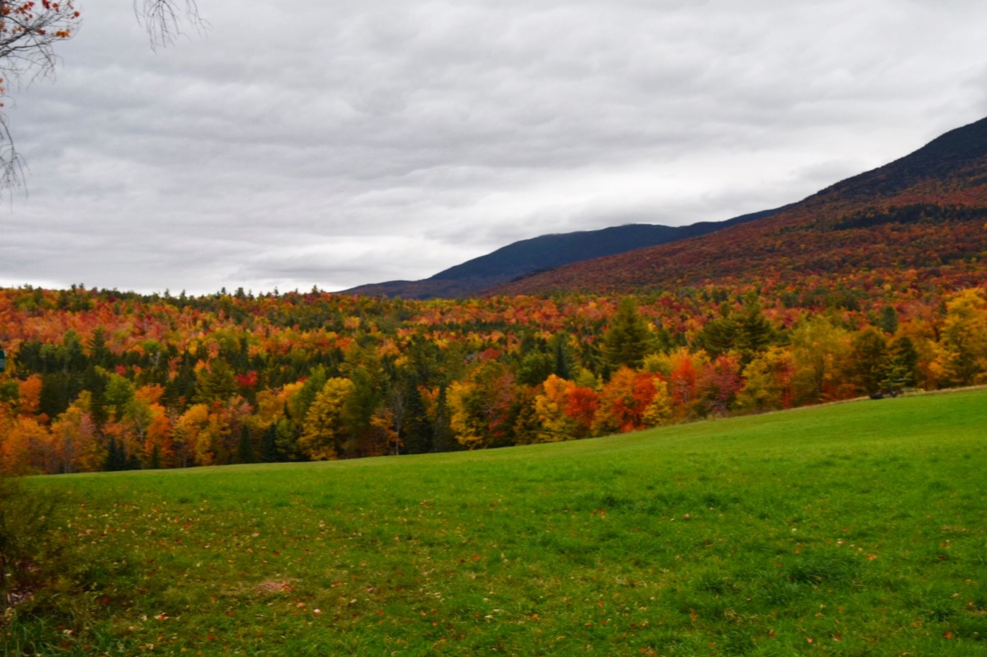 Fall in Vermont!