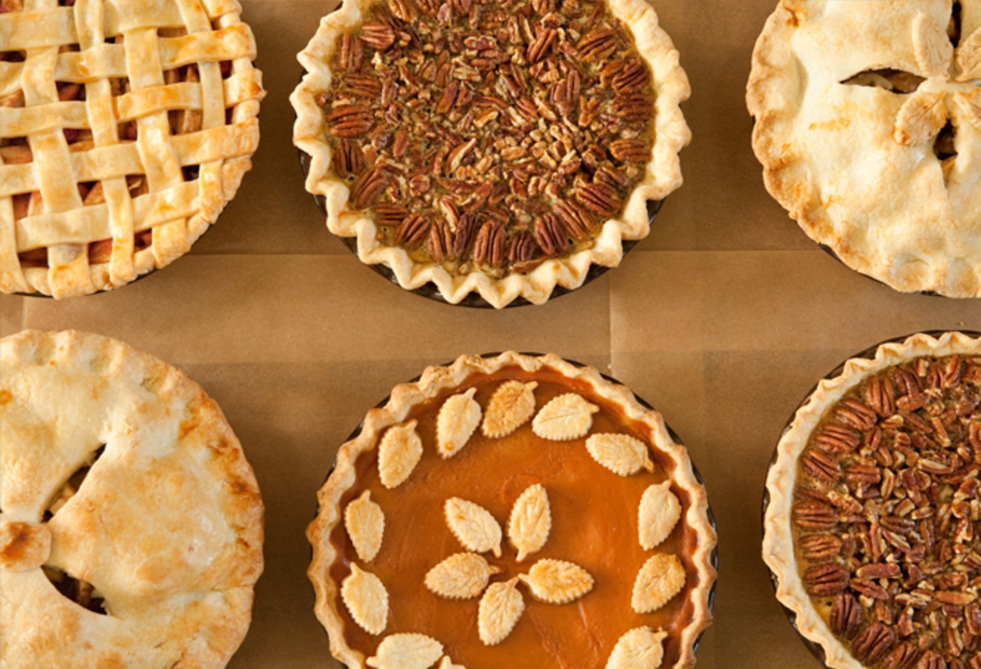 Holiday Pie Guide
