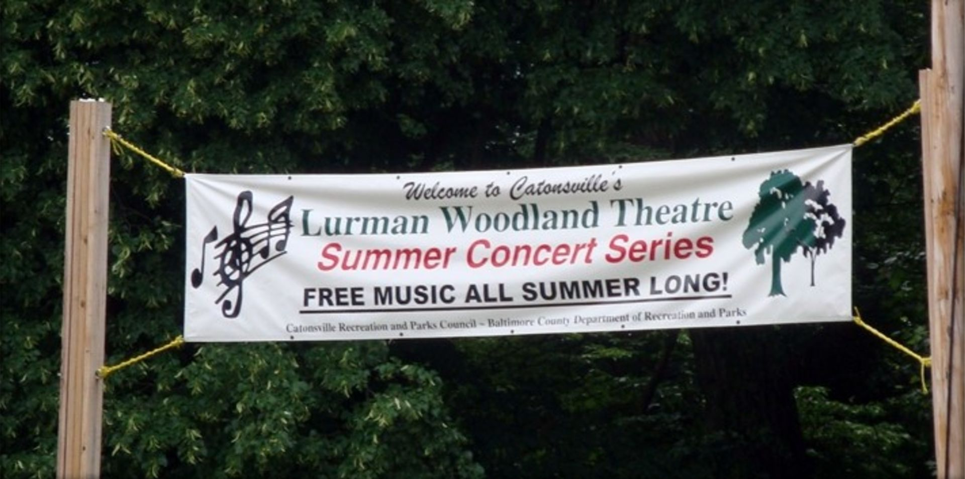 "Catonsville really is ""Music City"" in Maryland- Lurman Theater Opens for Concert Season"