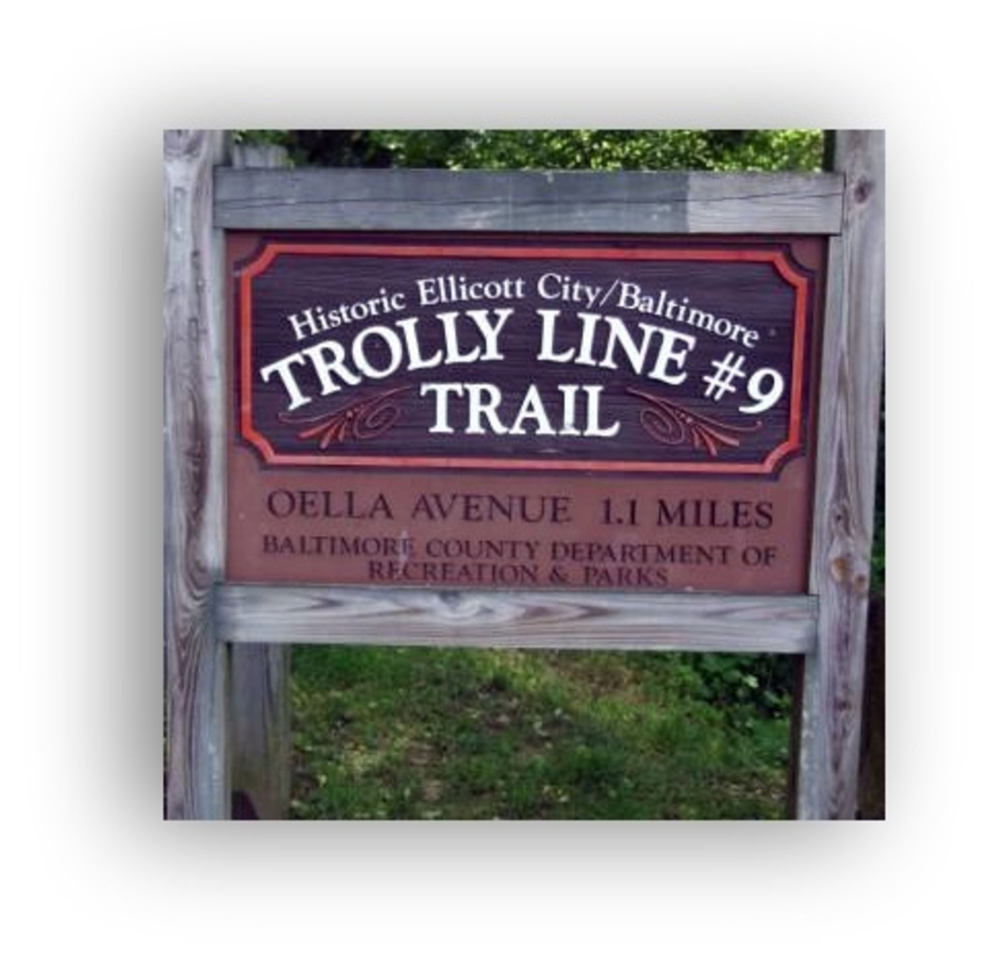 A GREAT place for a lovely walk in Ellicott City / Catonsville