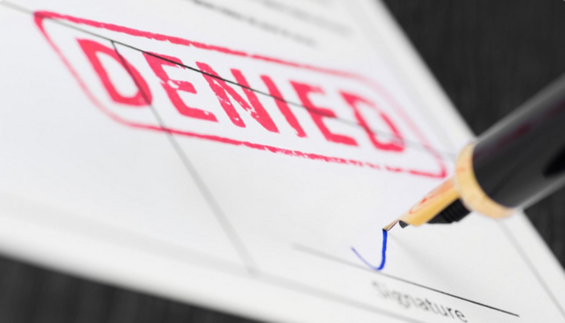My mortgage application was turned down. Now what?