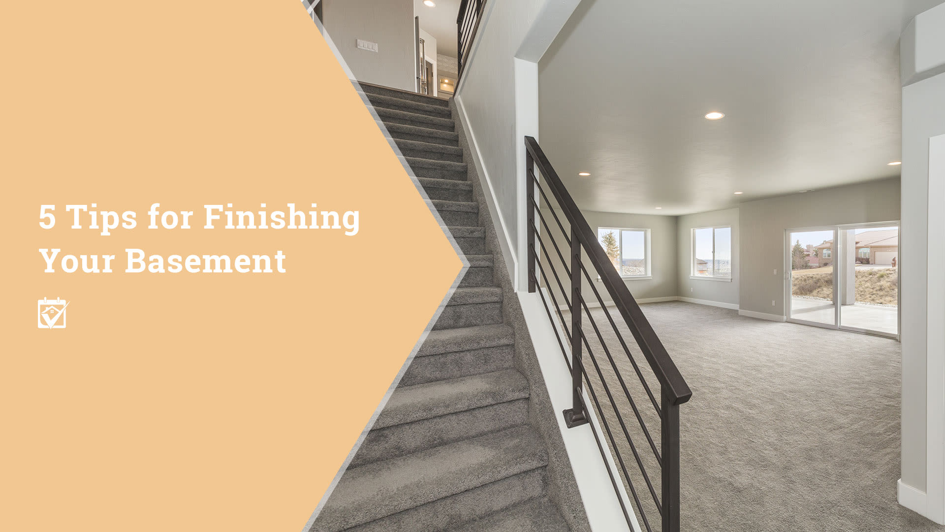 5 Tips for Finishing Your Basement