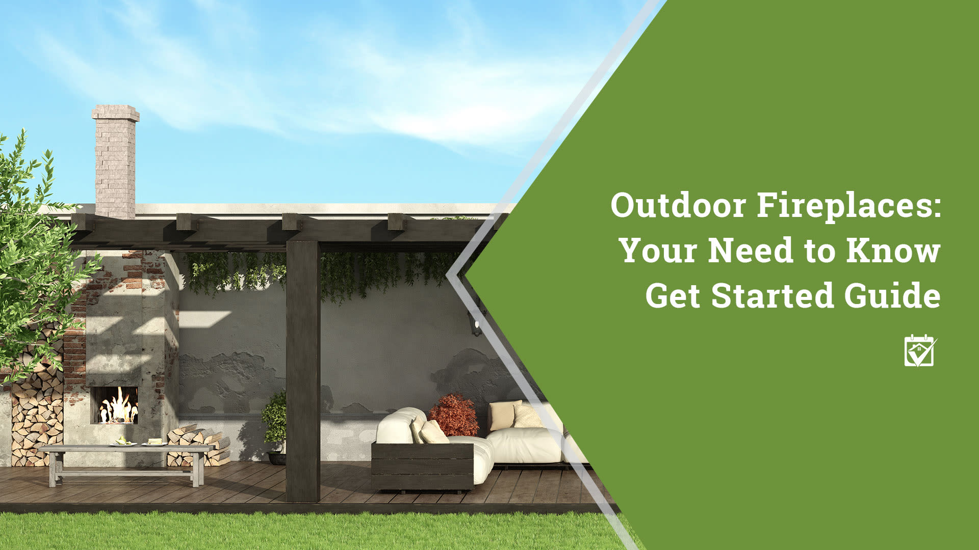 Outdoor Fireplaces: Your Need to Know Get Started Guide