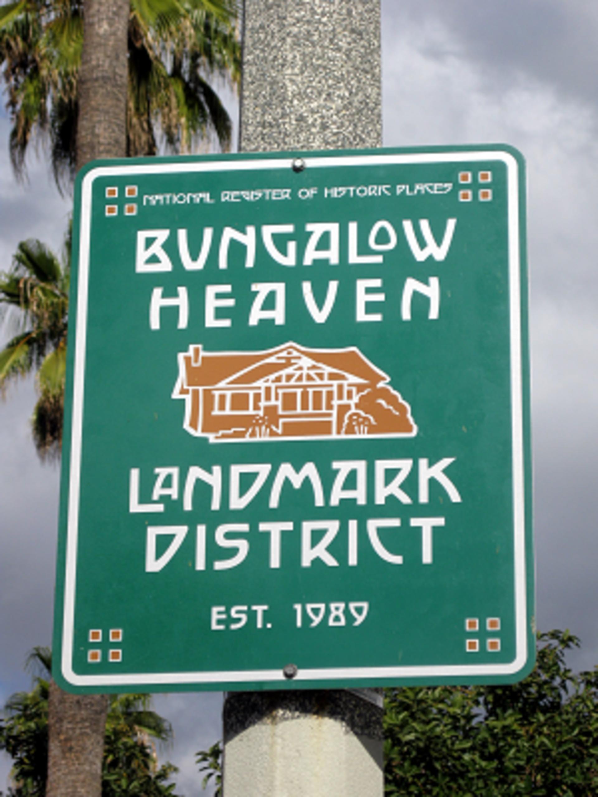 Bungalow Heaven