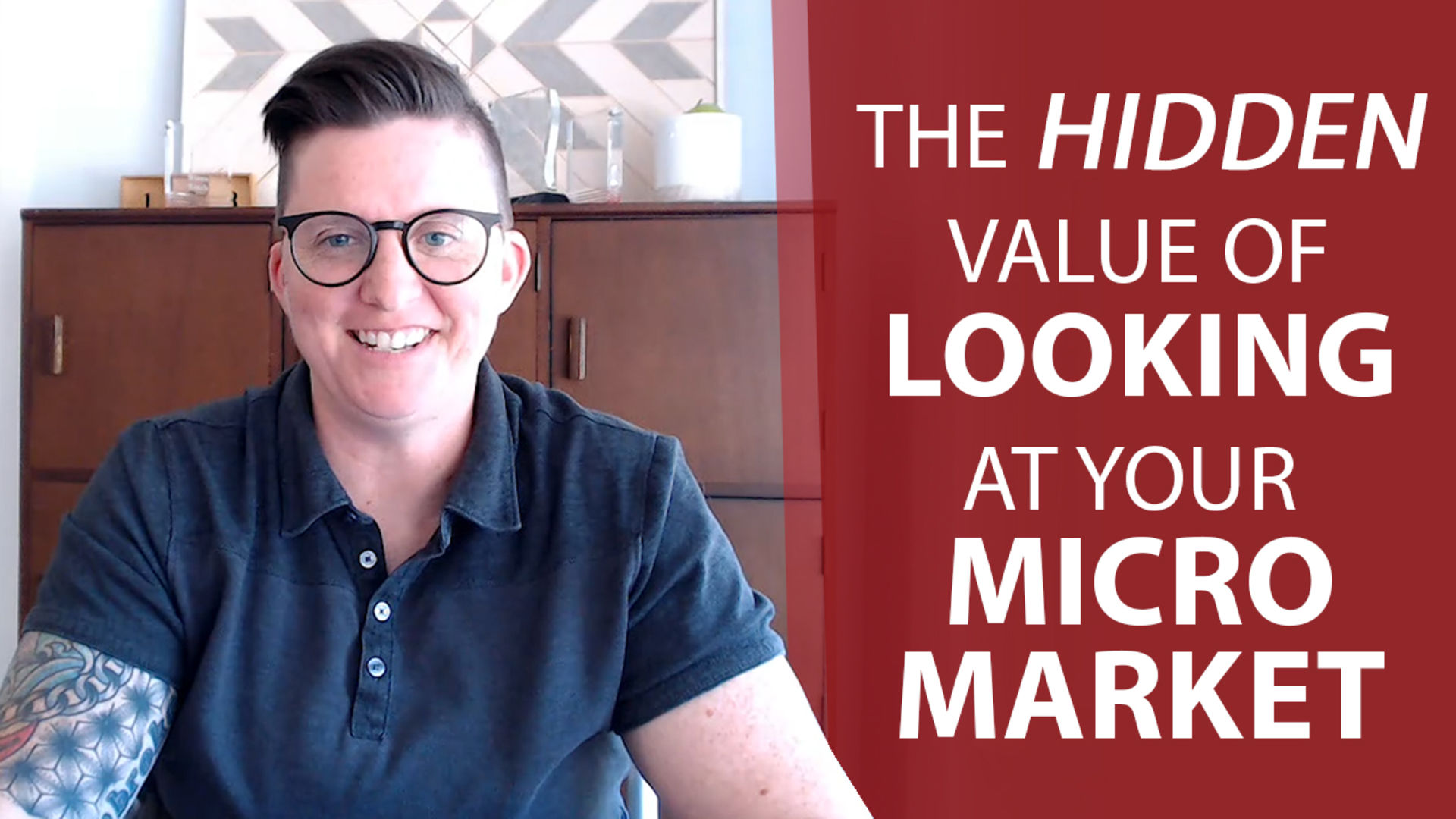 Find Out What's Really Happening by Looking at Your Micro Market