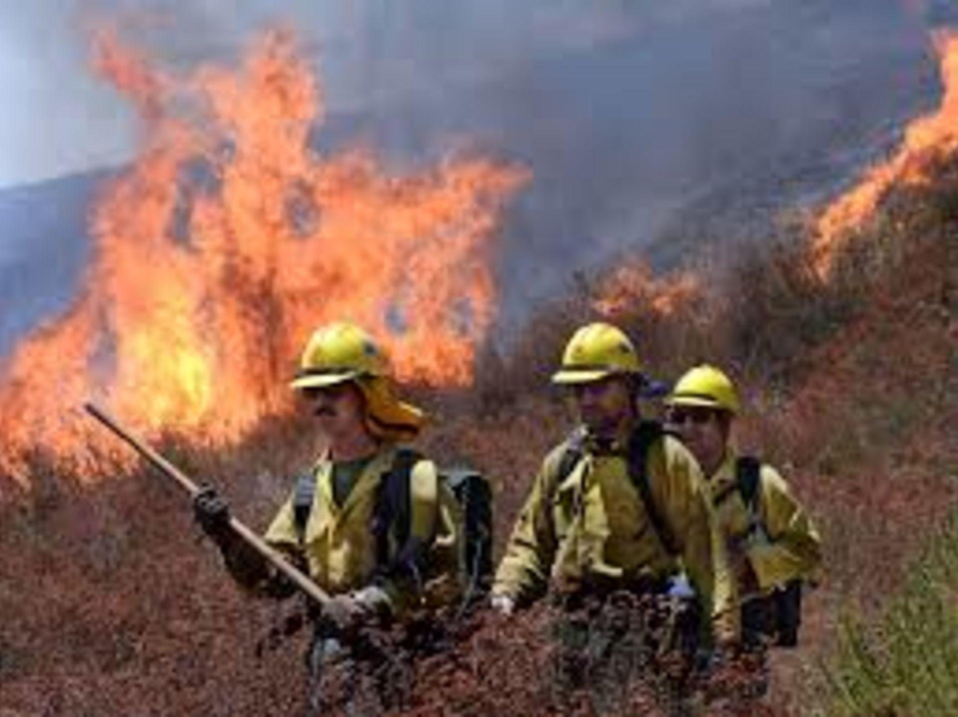 This could be LA's worst fire season in years