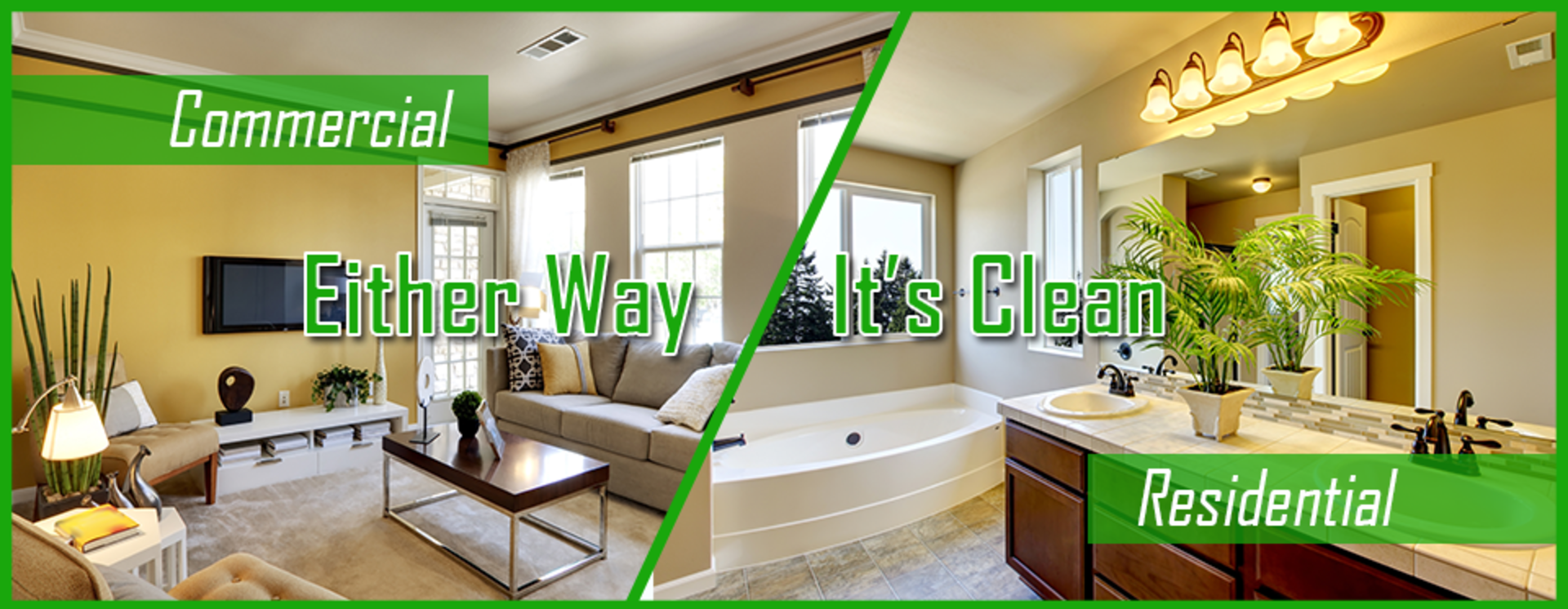Residential and Commercial Cleaning Services in Kansas City
