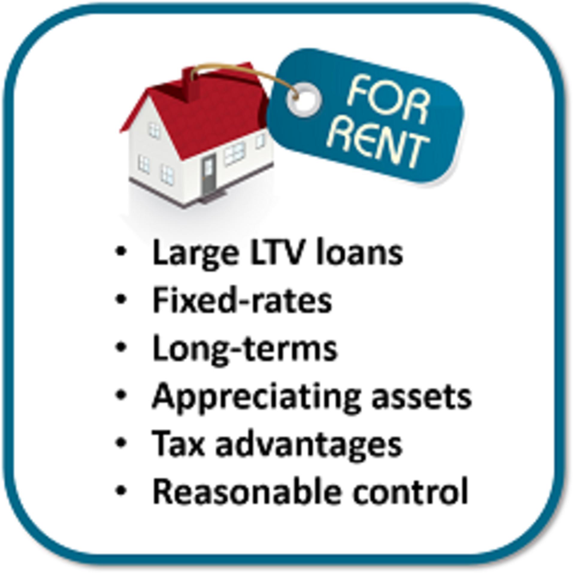 Six Reason to Consider Rental Homes