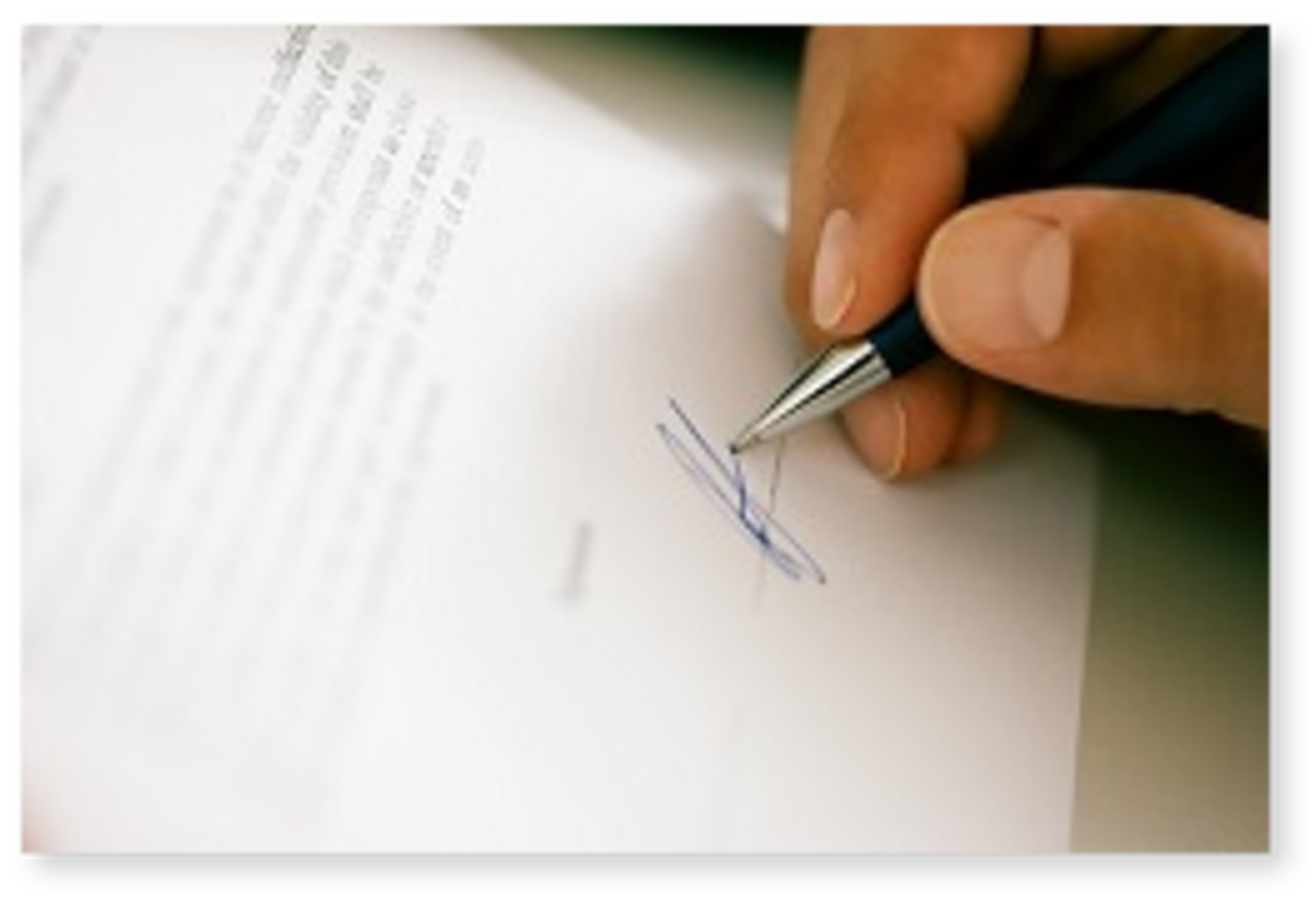 Important Estate Documents