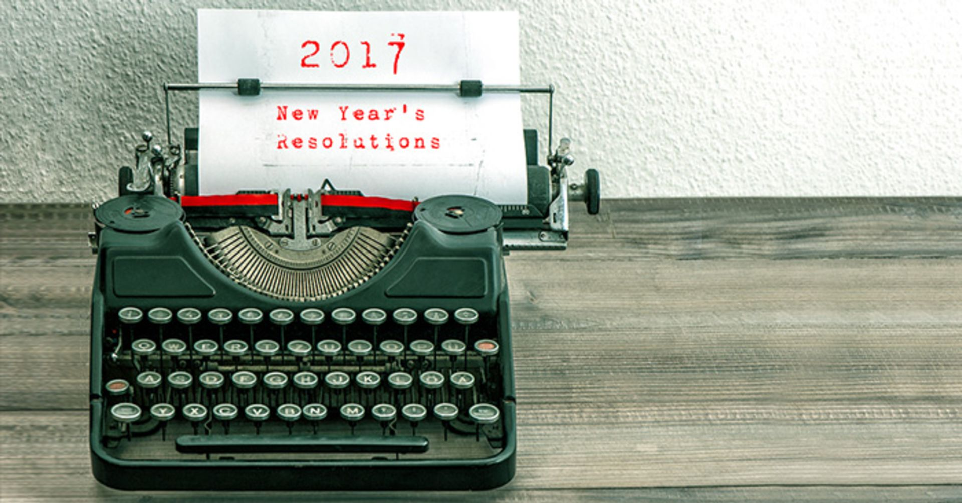 5 New Year's Resolutions Every Homeowner Should Make for 2017