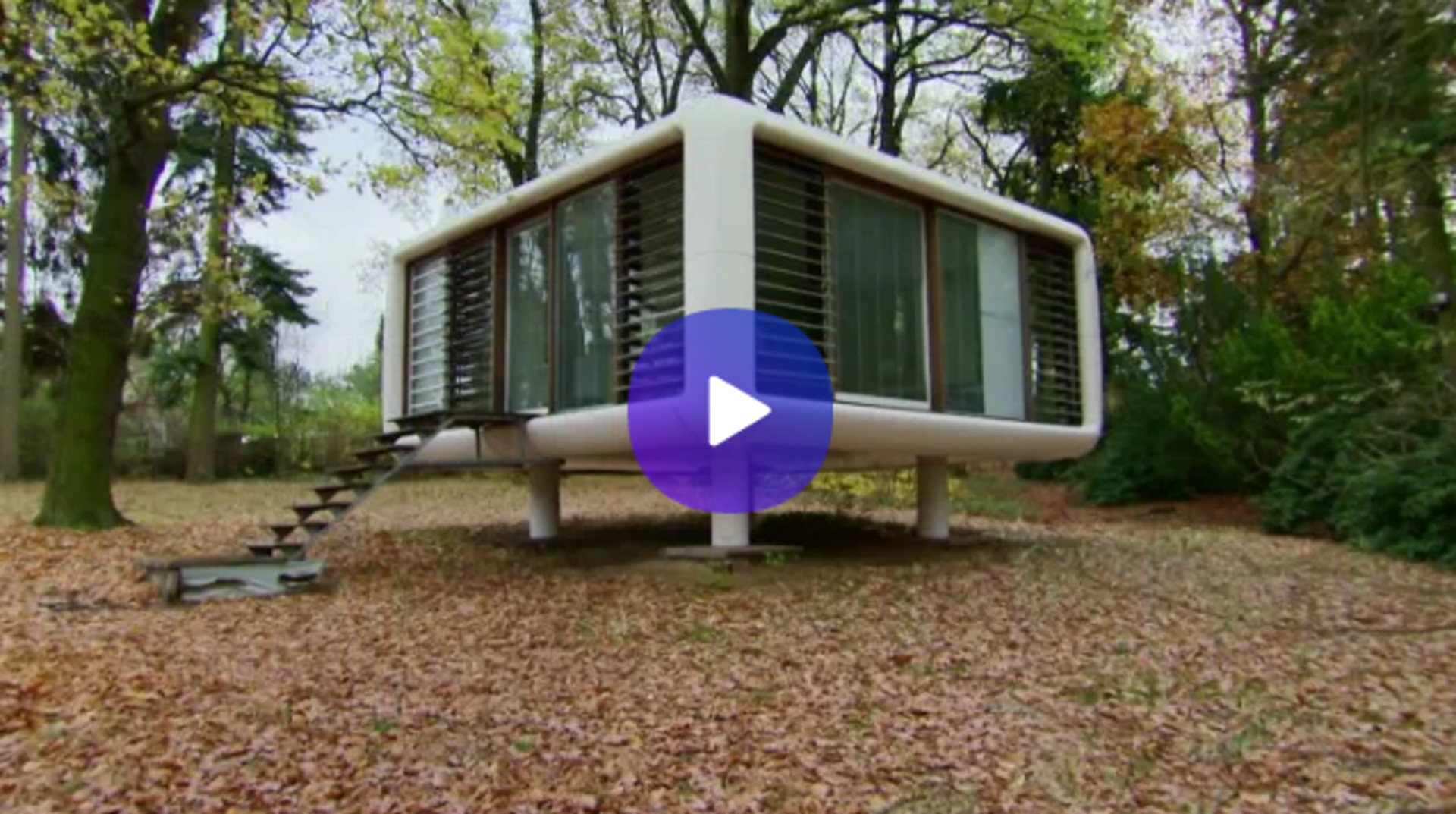 This 430 Square Foot Cube Allows You to Live Basically Anywhere in the World