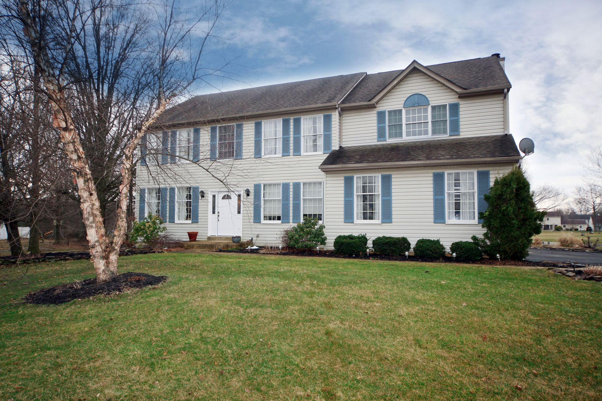 New Home for Sale in Pipersville, PA