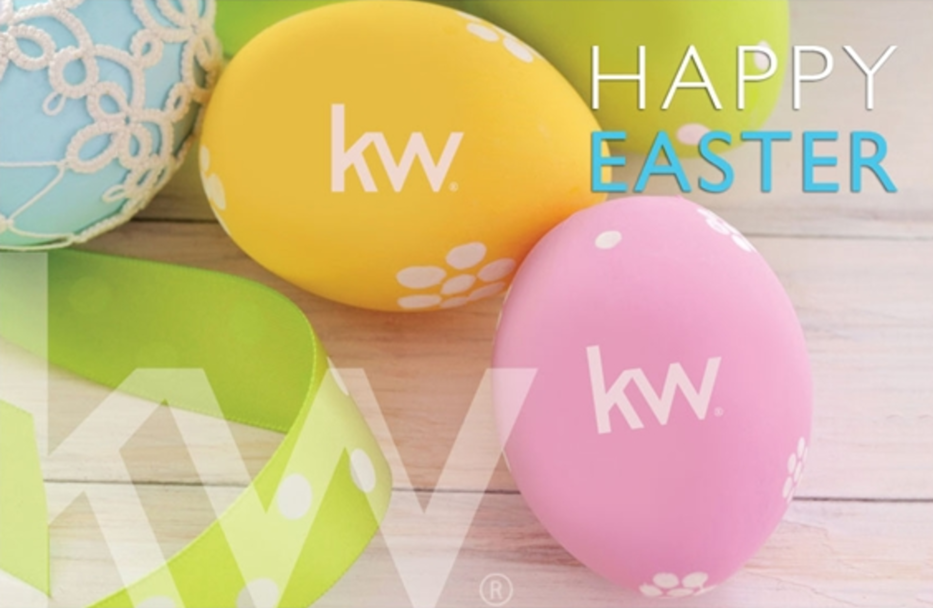 Easter Egg Hunt at KW Doylestown