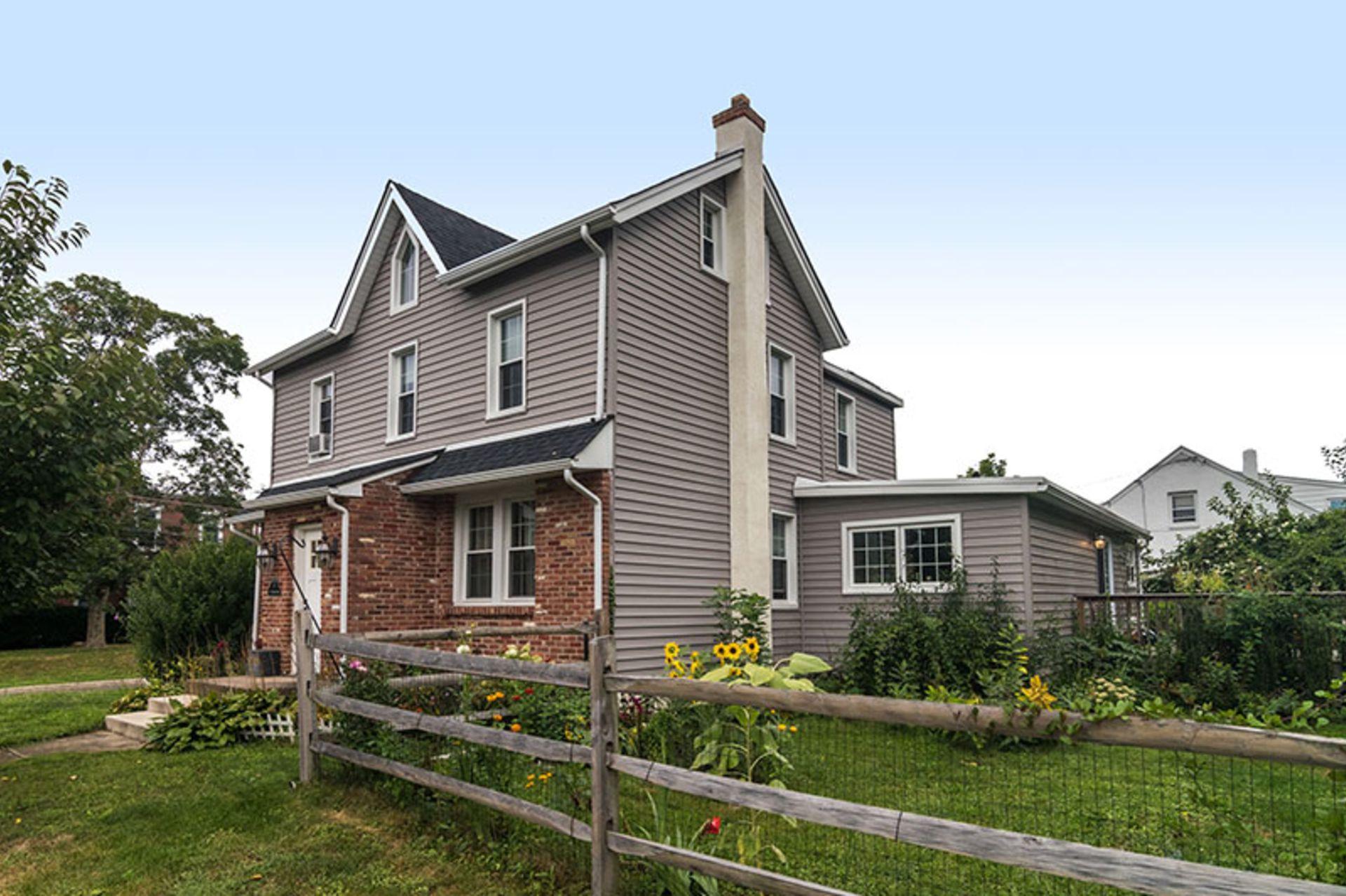 Beautiful new single family home in Hatboro!