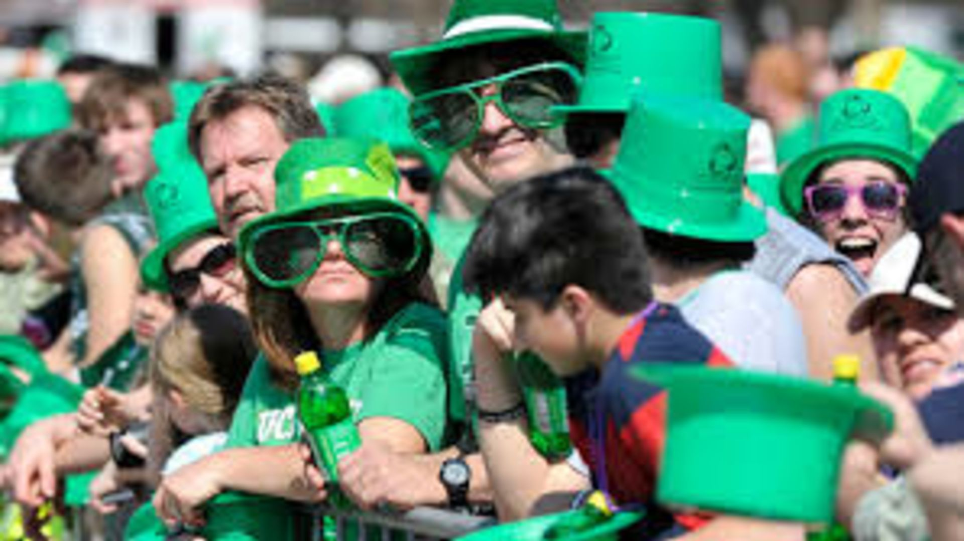 St. Pat's Is Behind The Times In Dallas