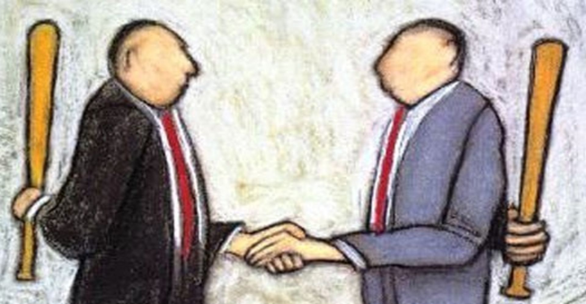 NEGOTIATING, ONCE IS NOT ENOUGH