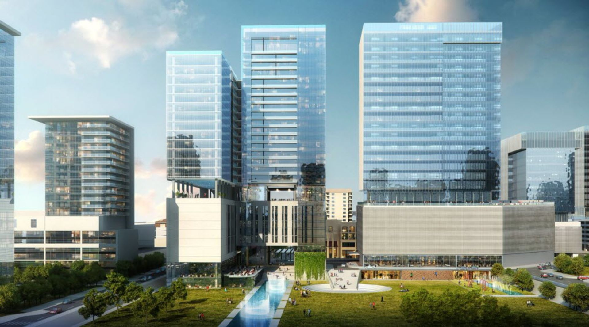 Valley View Becomes Midtown