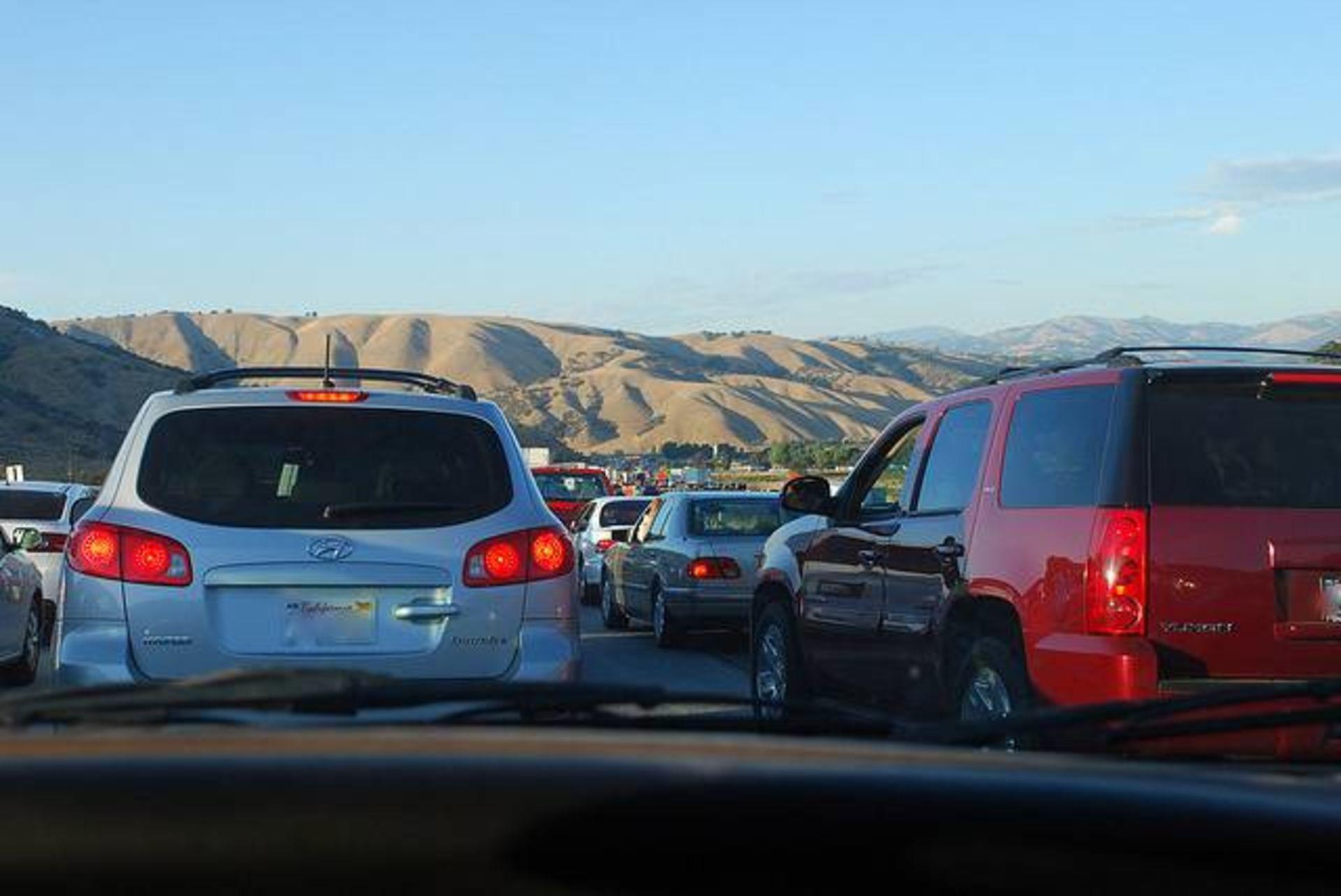 The Drive To L.A.: Santa Clarita Commute Times