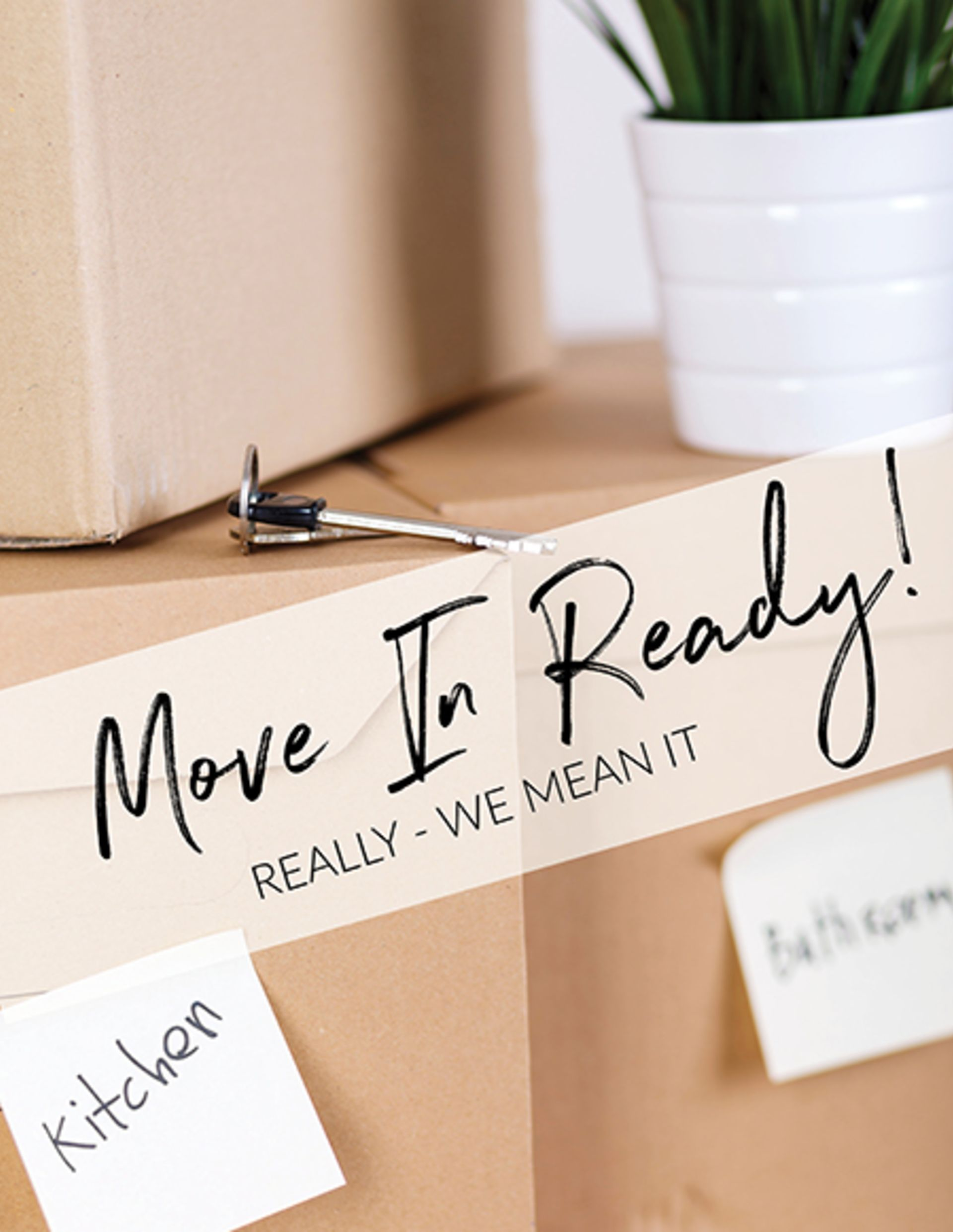 What Does 'Move-in Ready' Mean? 7 Characteristics You Should Expect to See