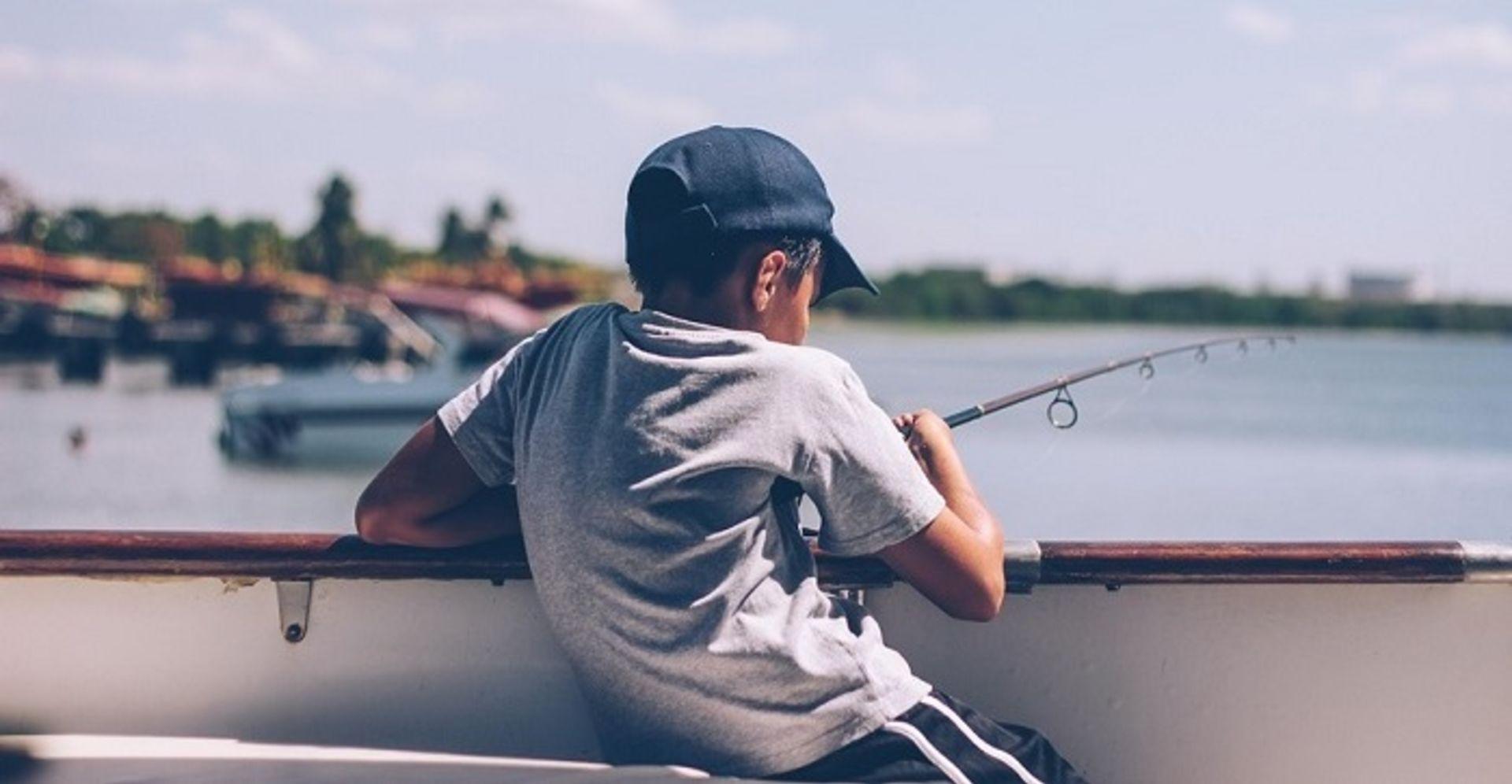 Moms Approve Lake Havasu Fishing!