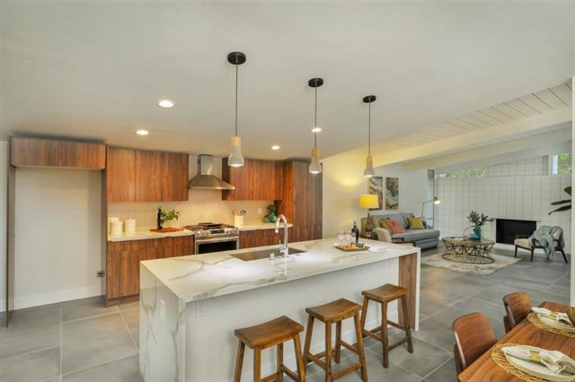 *** A Stunning Mid-Century Modern Home – Now Available ***
