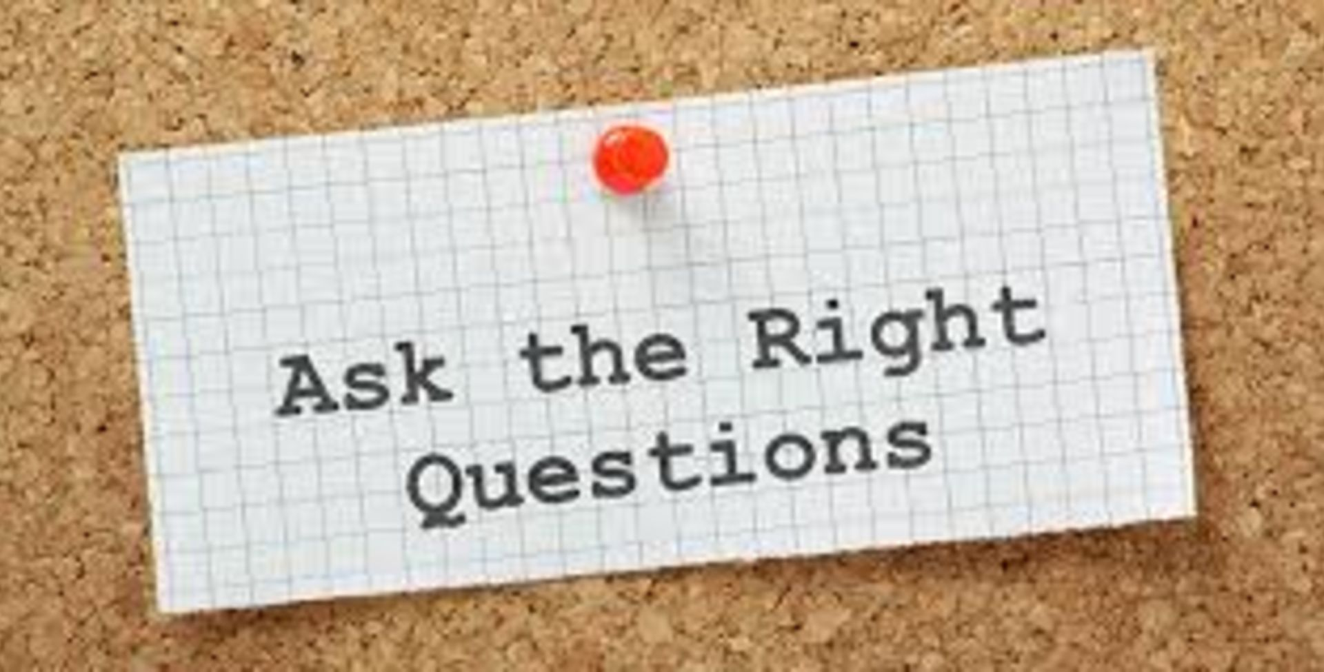 Eight important questions to ask your agent