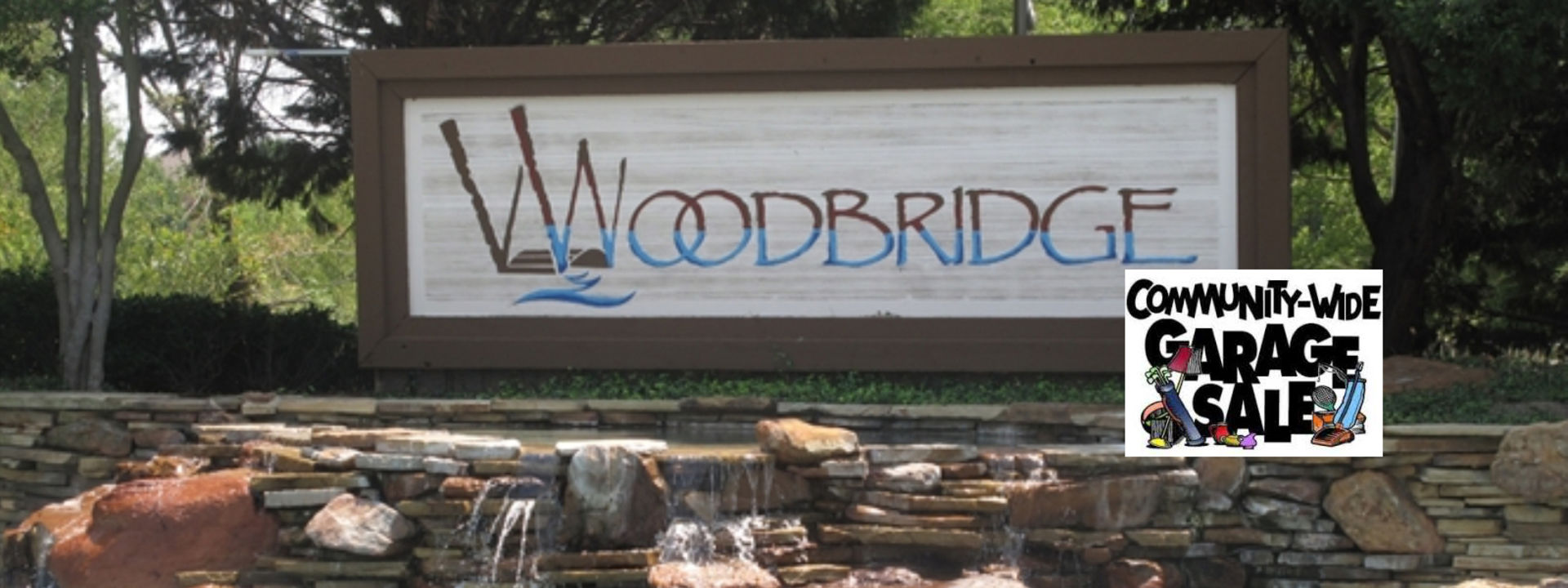 Woodbridge Fall Garage Sale
