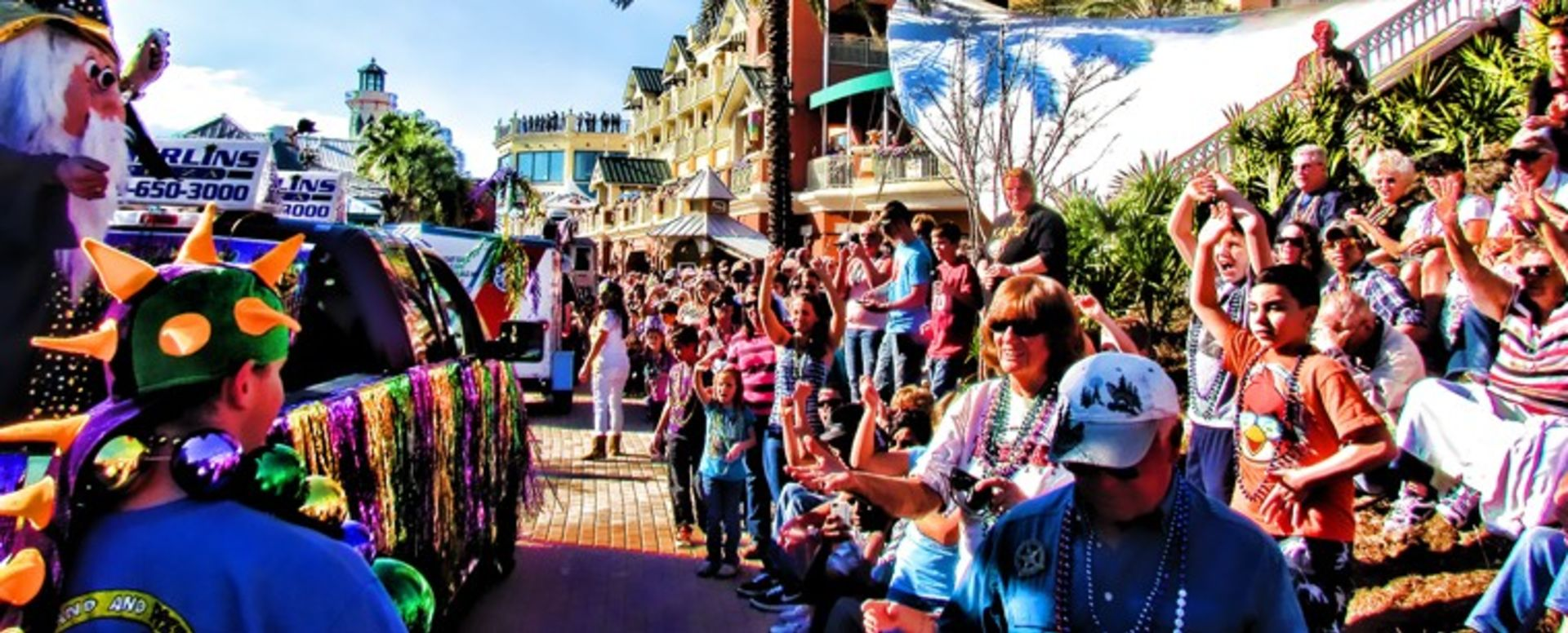 Let the Good Times Roll! Local Mardi Gras Events