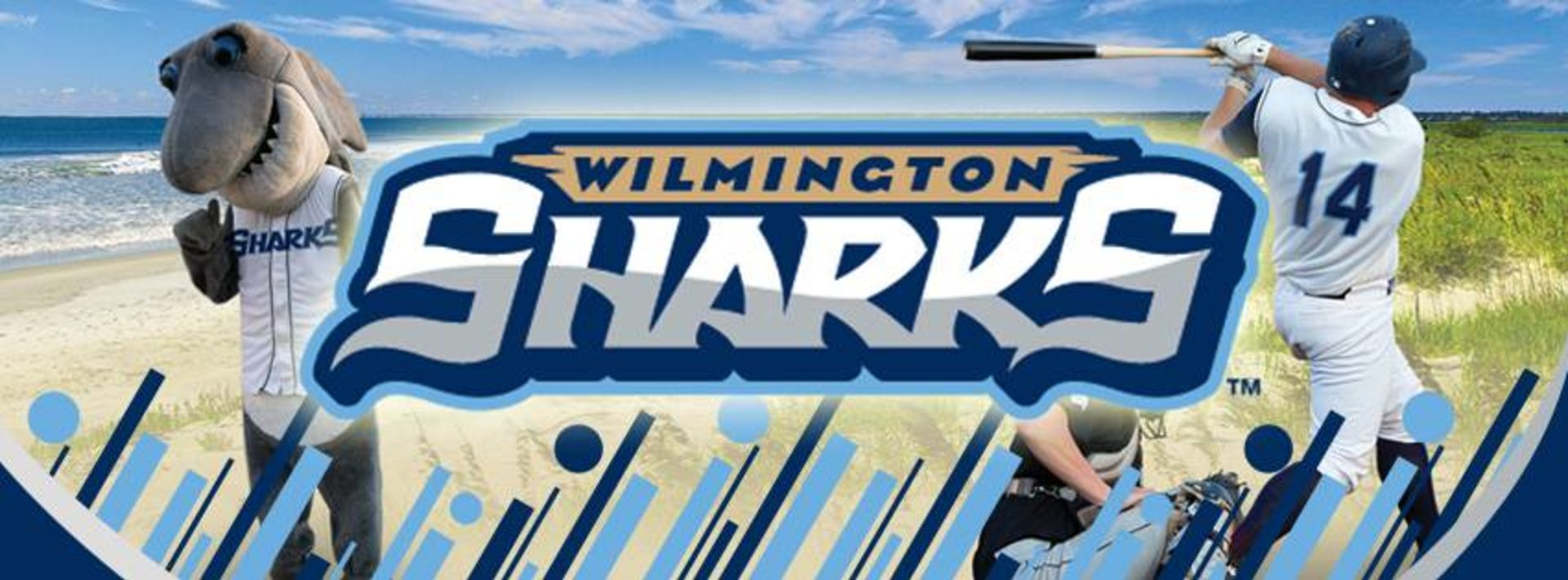 Wilmington Sharks TAKE A BITE OUT OF SUMMER!