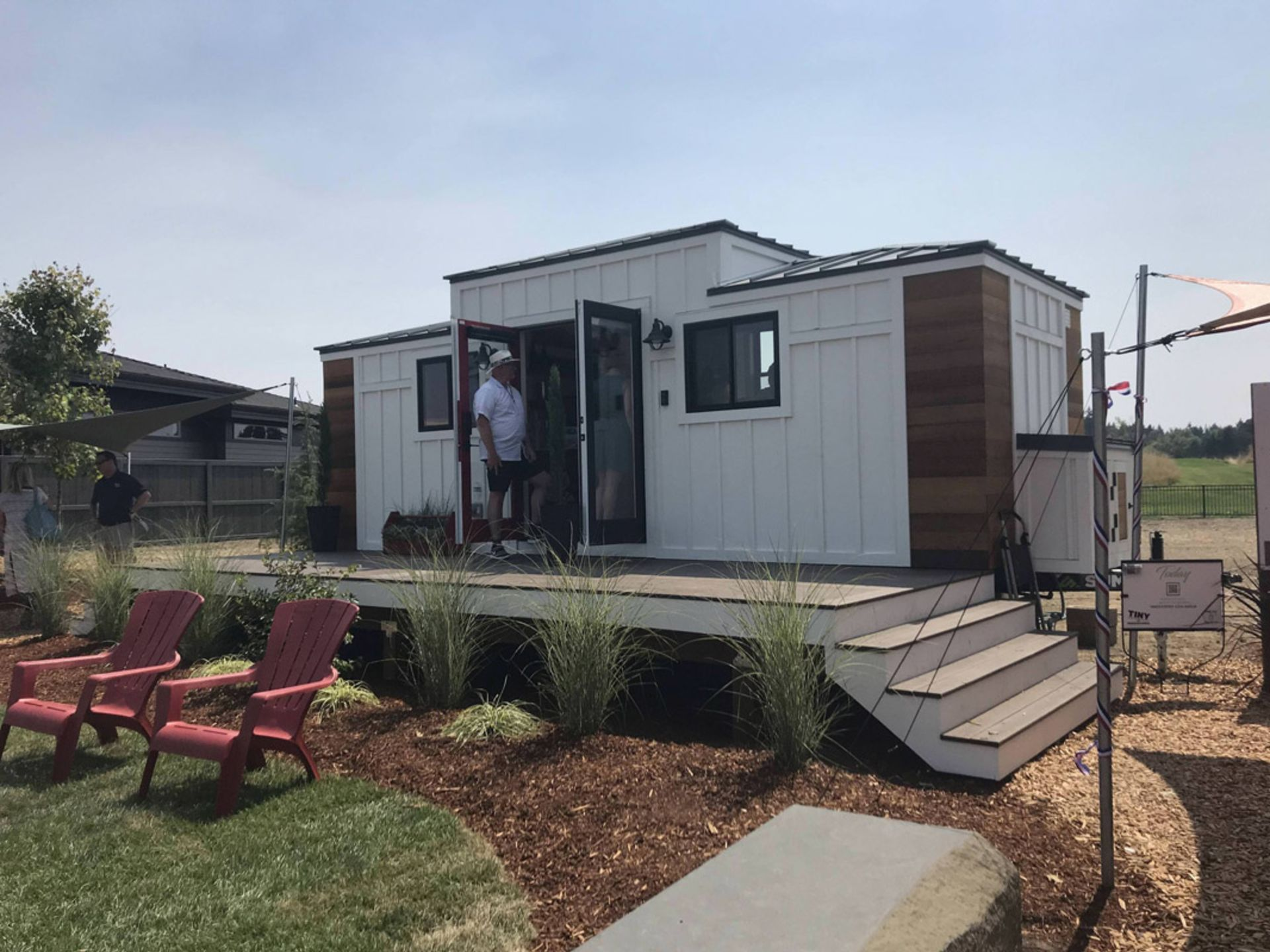 My dream home is a Tiny Home